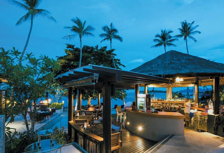 Outrigger Koh Samui Beach Resort, Koh Samui, Bar hotelowy