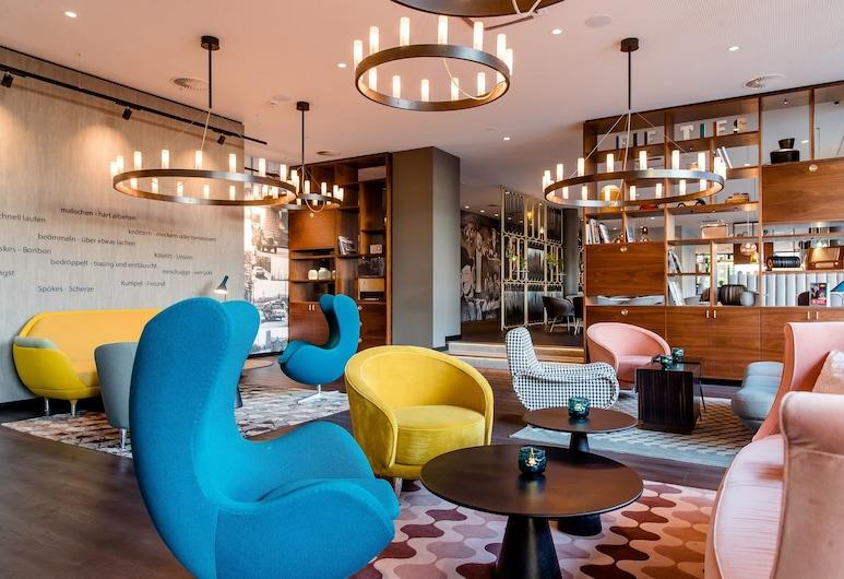 Motel One Essen, Essen, Hotelli sohvabaar