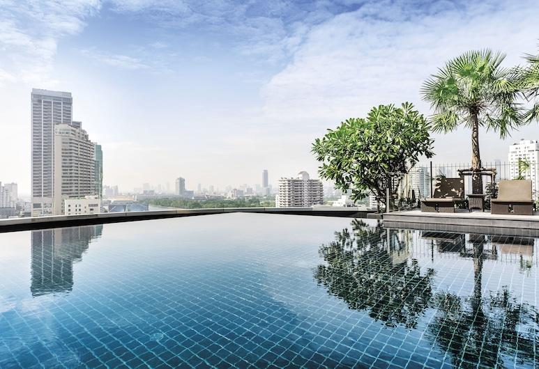 Grande Centre Point Hotel Terminal 21, Bangkok, Nekonečný bazén