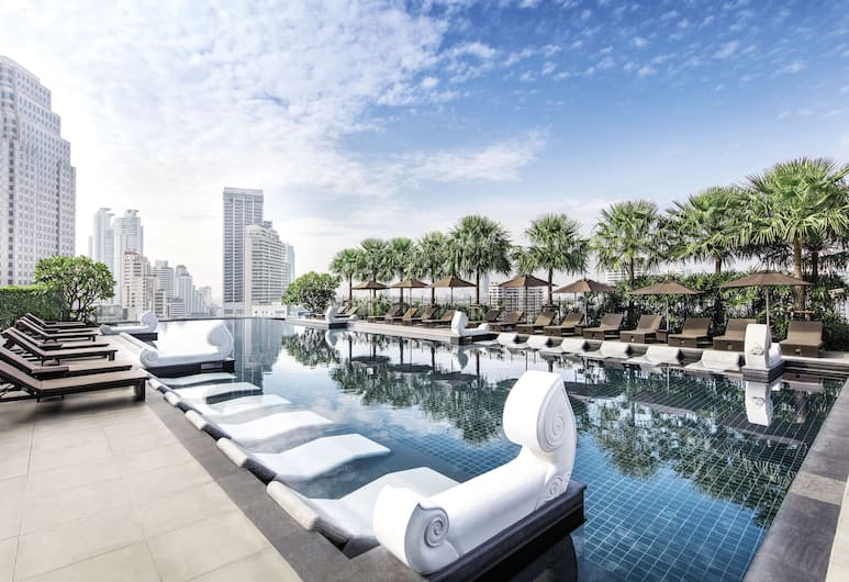 Grande Centre Point Hotel Terminal 21, Bangkok, Infinity Pool