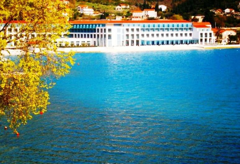 Villa Adria, Ντουμπροβάσκο Πριμόργιε, Θέα από το κατάλυμα