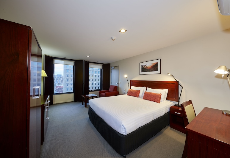 RACV/RACT Hobart Apartment Hotel, Hobart, Hotel Room King, Guest Room