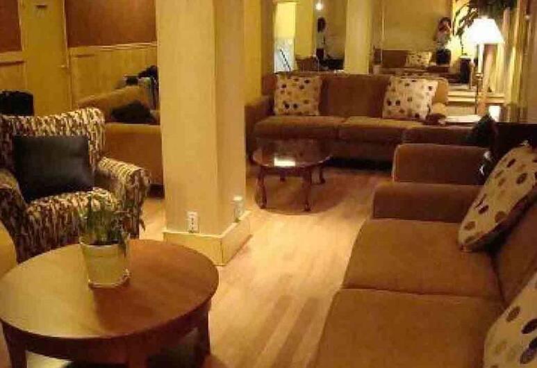 The Baron Hotel, Washington, Hotel Interior