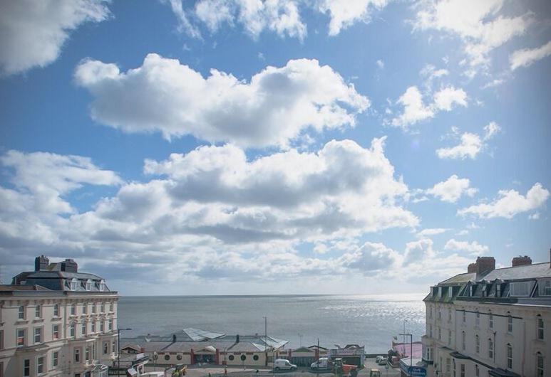 Mowbray Apartments, Bridlington, Štandardný apartmán, 1 spálňa, výhľad na more, Výhľad zo zariadenia