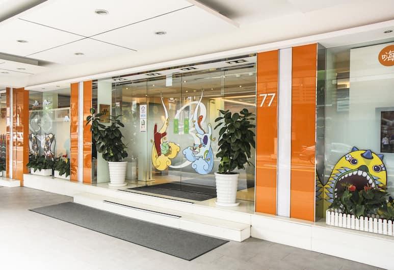 新驛旅店台北車站三館, 台北市, 住宿範圍
