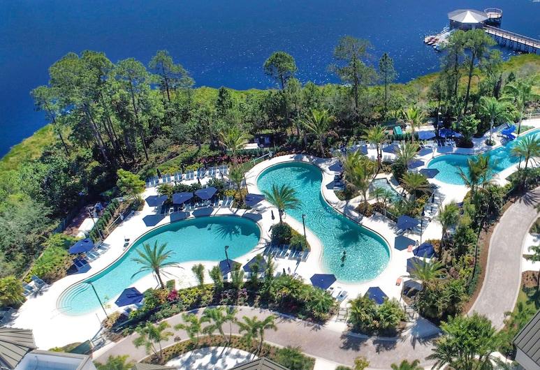 The Grove Resort & Water Park Orlando, 溫特加登, 鳥瞰