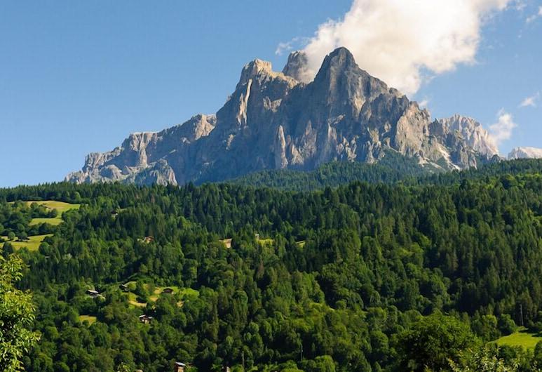 La Perla, Primiero San Martino di Castrozza, Vaade mägedele