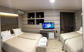 Bild vom Freddy's Hotel in Tirana