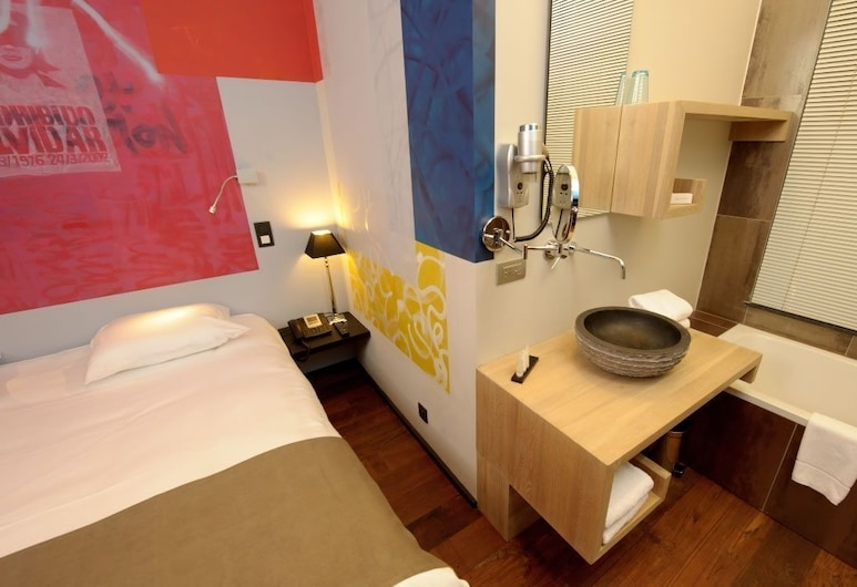 Saint Gery Boutique Hotel, Brussels, Guest Room