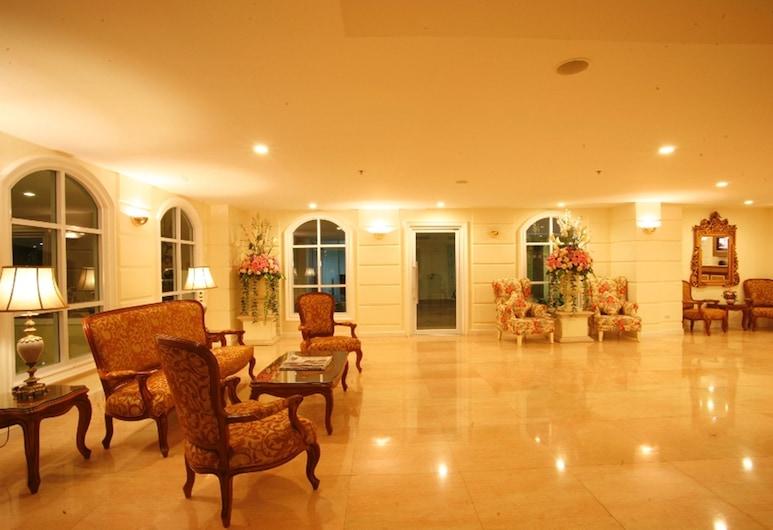 Romance Hotel Bangna, Bangkok, Sitteområde i lobbyen