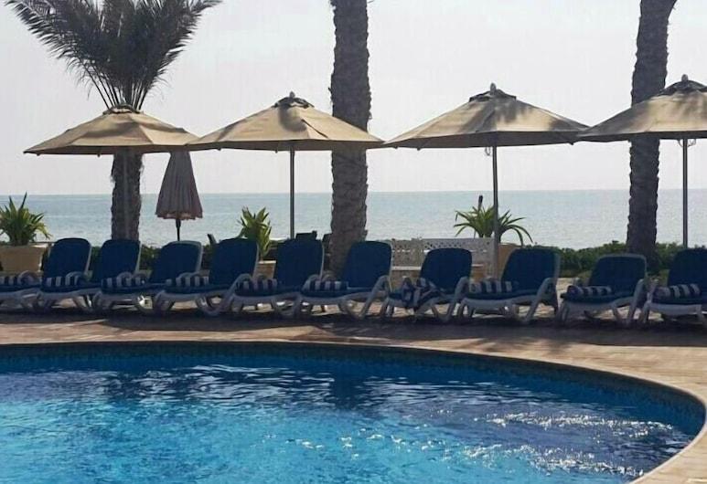 Acacias Hotel, Djibouti, Outdoor Pool