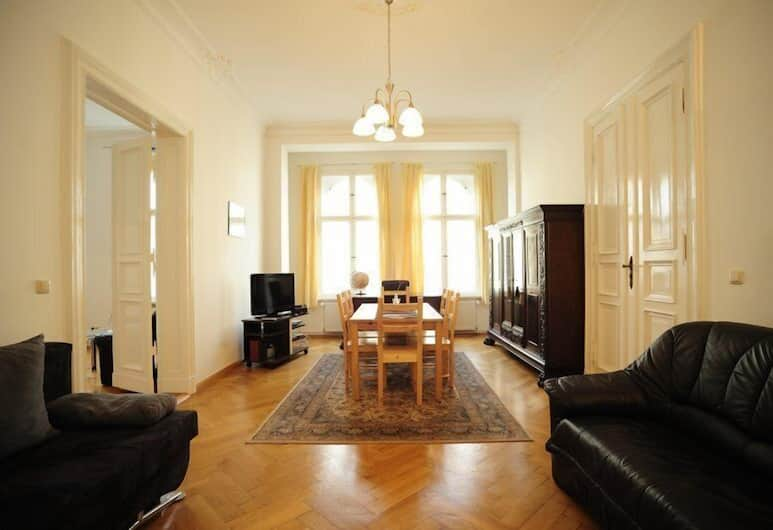 KG Apartment Berlin, Berlin, Vardagsrum