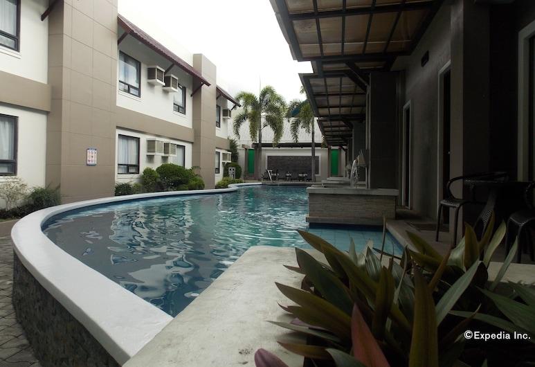 Circle Inn - Hotel & Suites, Μπακολόντ, Εξωτερική πισίνα