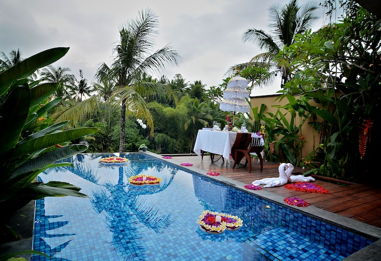 Ubud Green Resort Villas, Ουμπούντ, Εξωτερική πισίνα