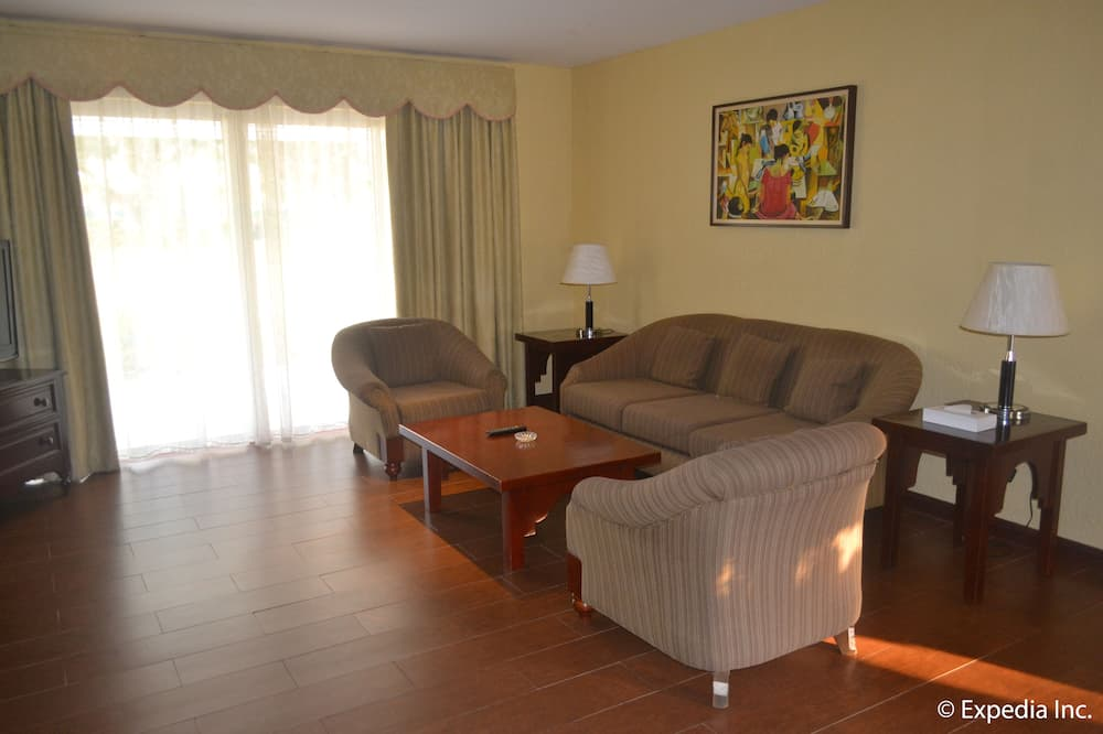 Standard Villa, 2 Bedrooms, Private Pool - Living Area