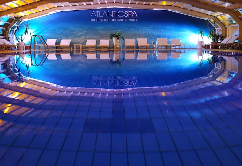 Atlantic Hotel, Riccione, Indoor Pool