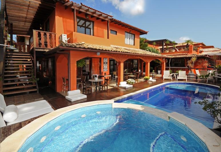 Pousada El Parador, Buzios, Přírodní bazén