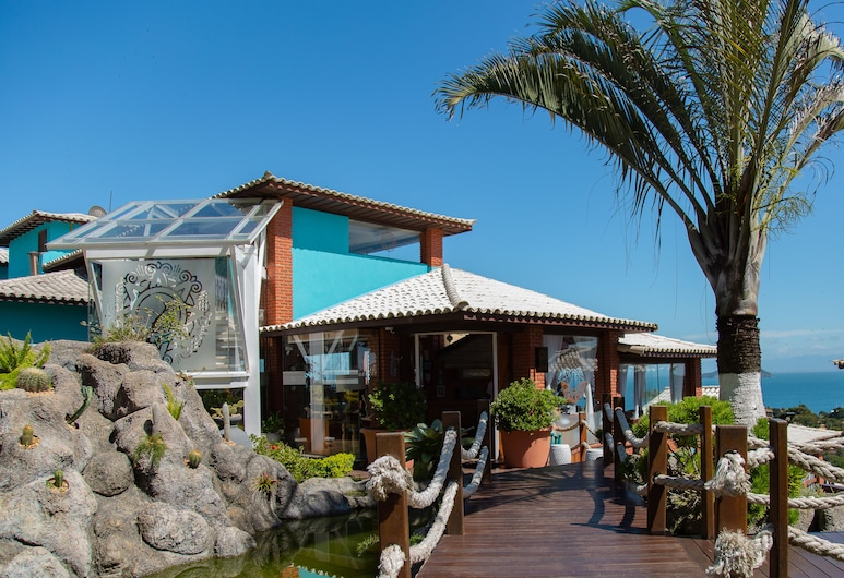 Costa do Sol Boutique Hotel, Buzios, Λίμνη