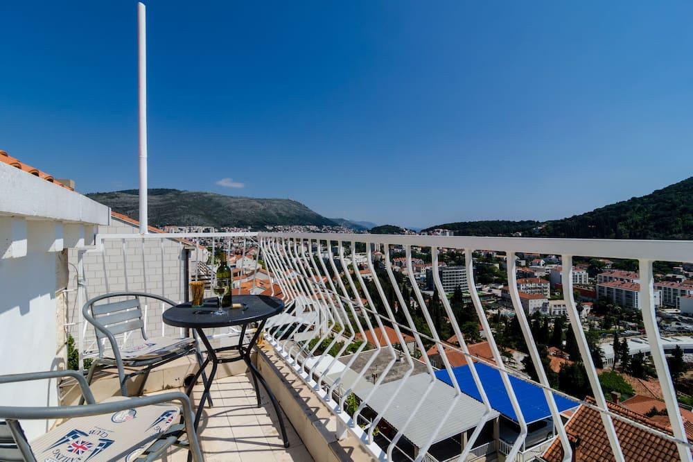 Studio Apartment, Balcony, Sea View - Balcony