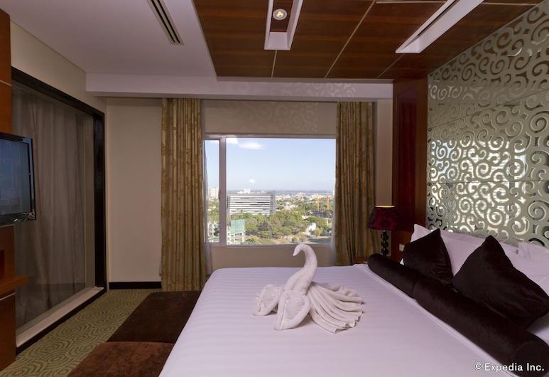 Hotel Elizabeth Cebu, Cebu, Numeris jaunavedžiams, Svečių kambarys