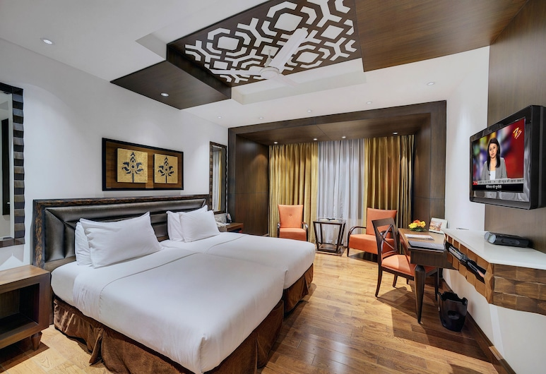 MAYFAIR Convention, Bhubaneshwar, Deluxe Room, Guest Room View