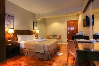 Quezon City bölgesindeki Fersal Hotel Kalayaan resmi