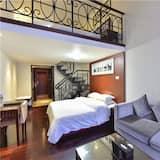 Appartement Duplex Supérieur - Coin séjour