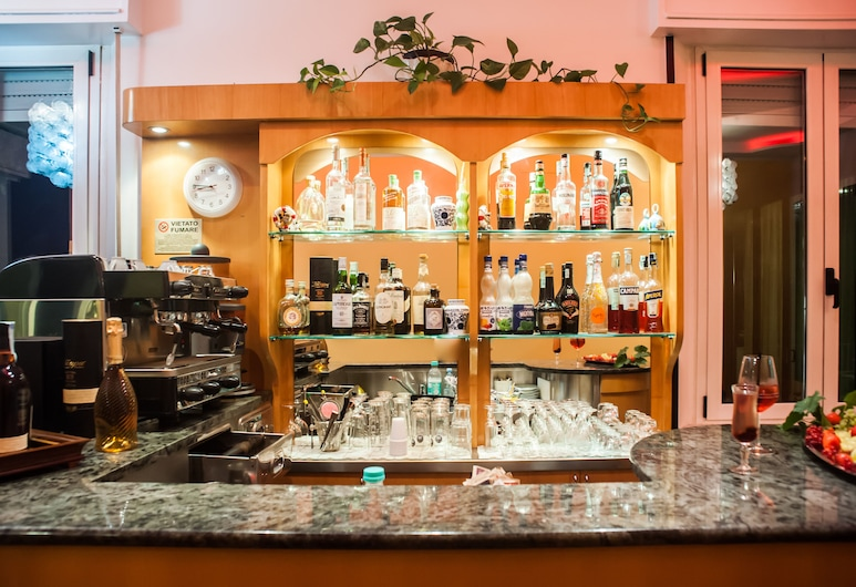Hotel Angelini, Rimini, Bar Hotel