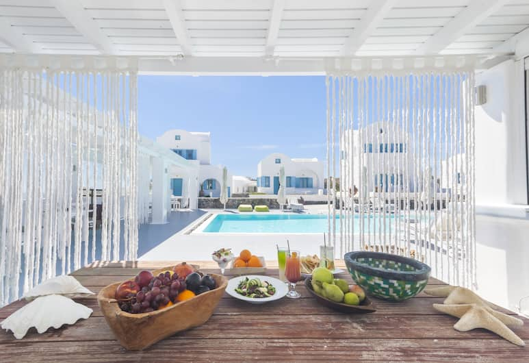 Kalestesia Suites, Santorini, Outdoor Pool