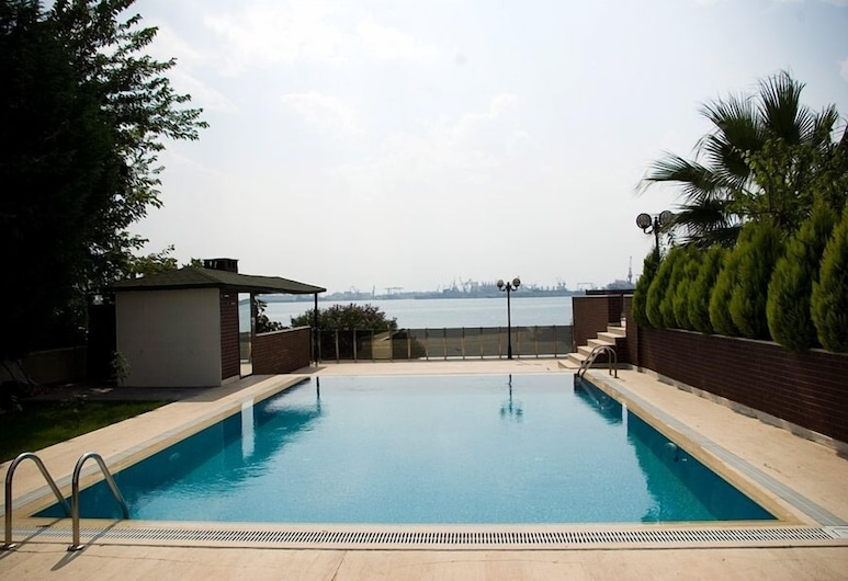 Blue Marine Hotel, Κωνσταντινούπολη, Εξωτερική πισίνα
