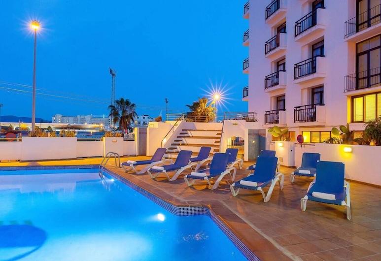 Hotel Galera, Sant Antoni De Portmany, Εξωτερική πισίνα