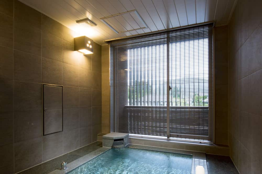 Deluxe szoba két külön ággyal, nemdohányzó (Not Open Air Bath) - Fürdőszoba