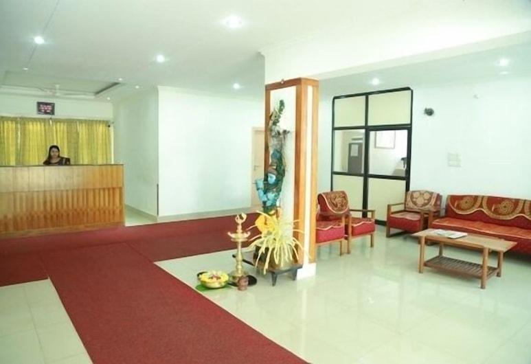 KTDC Nandanam Guruvayoor, Chavakkad, Ρεσεψιόν