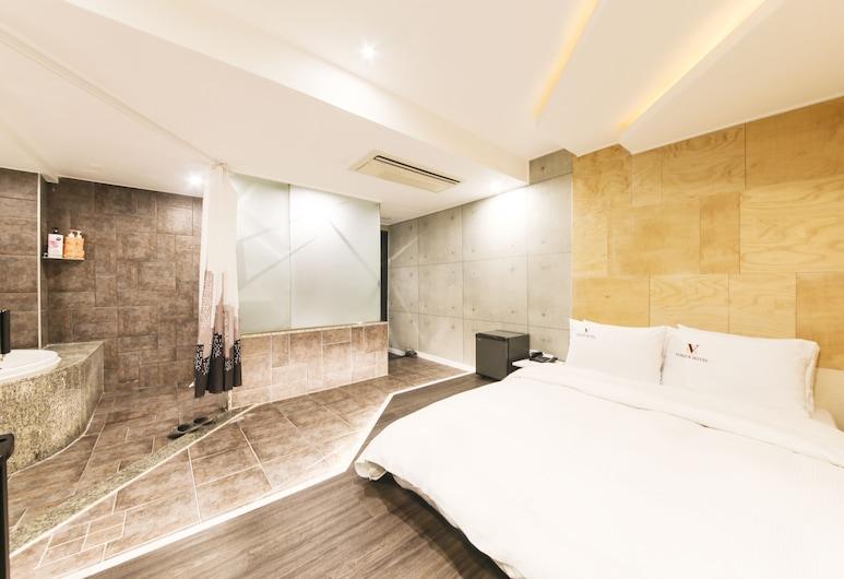 AIDA 飯店, 首爾, 豪華雙人房, 客房