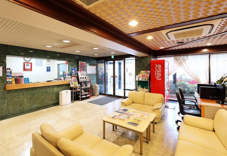 Hotel Tateshina, Τόκιο, Λόμπι