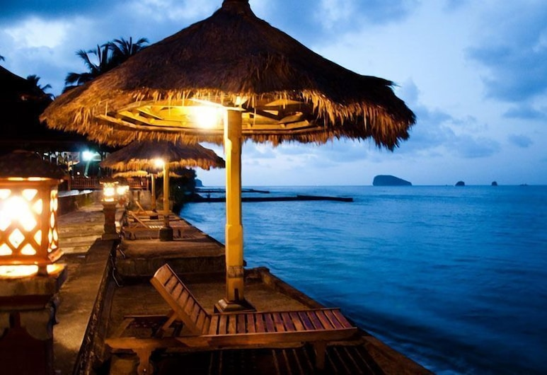 The Rishi Candidasa Beach Hotel, Καρανγκασέμ