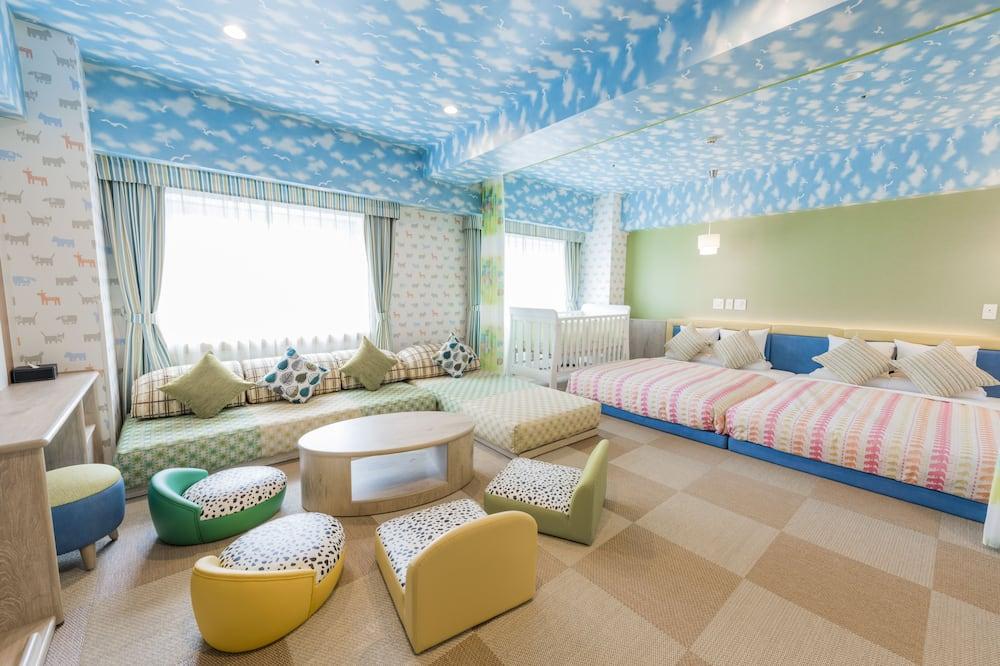 Chambre Familiale, non-fumeurs (For Baby And Kids) - Chambre à thème pour enfants