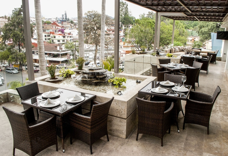 Colombe Hotel Boutique, Xalapa, Hotelbar