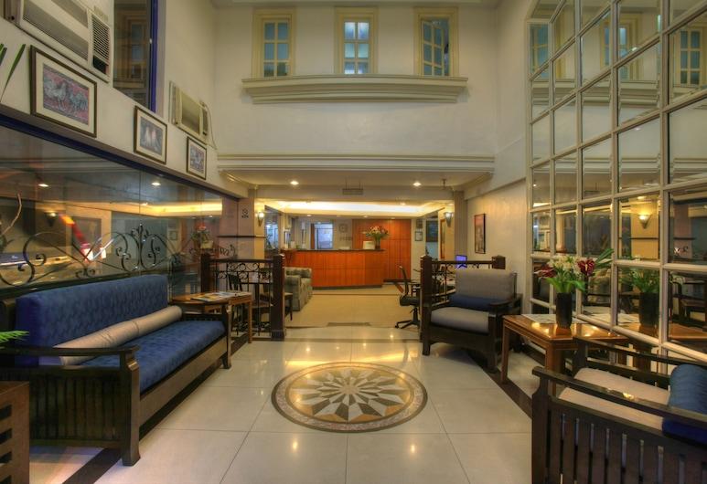 Fersal Hotel Manila, Μανίλα, Καθιστικό στο λόμπι