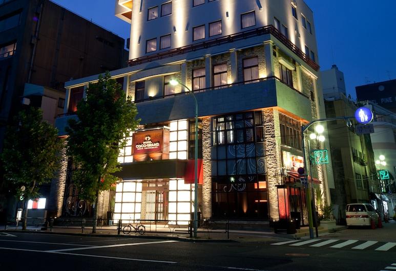 ホテル ココ・グラン上野不忍, 台東区