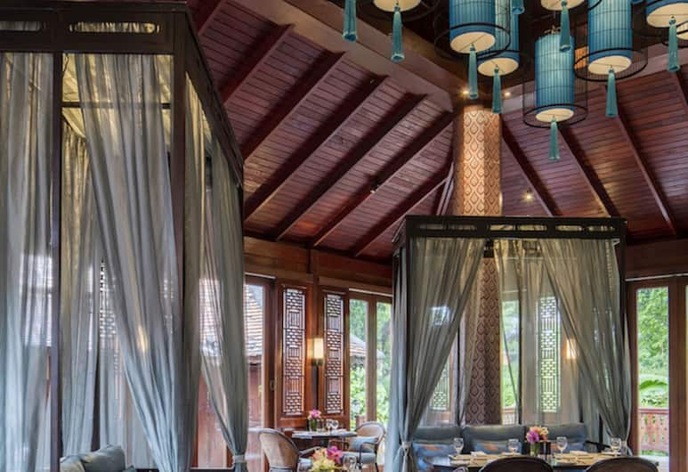 137 Pillars House, Chiang Mai, Dining