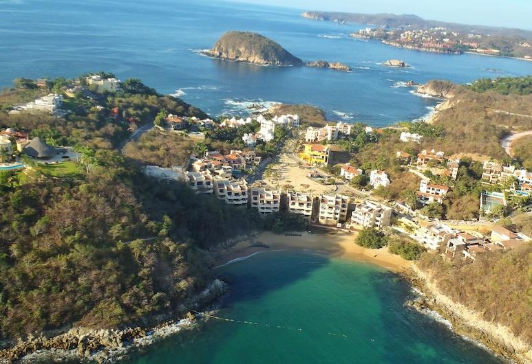 蔚藍海灘溫泉住宅酒店, 聖瑪麗亞瓦圖爾科, 鳥瞰