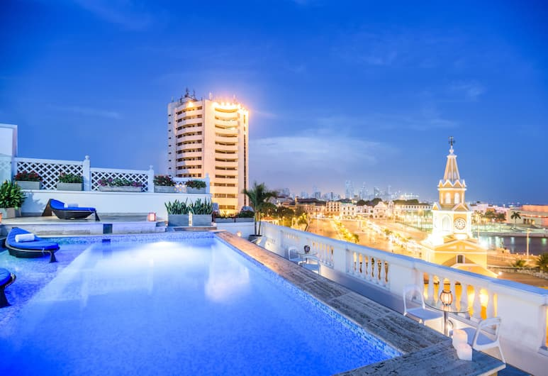 NH Cartagena Urban Royal, Cartagena, Outdoor Pool