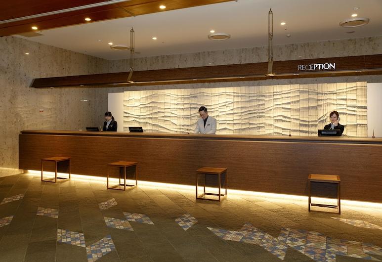 SAPPORO VIEW HOTEL OODORI KOUEN, Sapporo, Reception