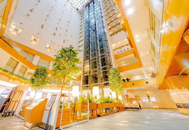 大通公园札幌景观酒店, 札幌, 酒店正门