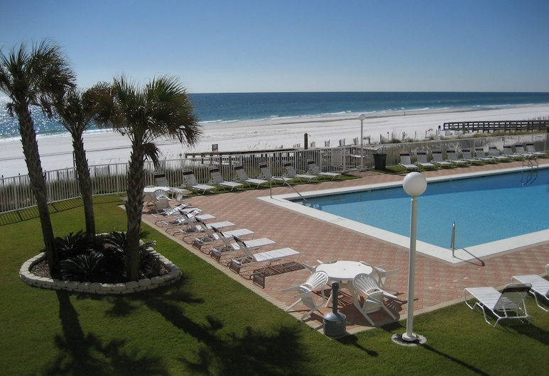Sunswept Condominiums, Pantai Orange , Bahagian Luar