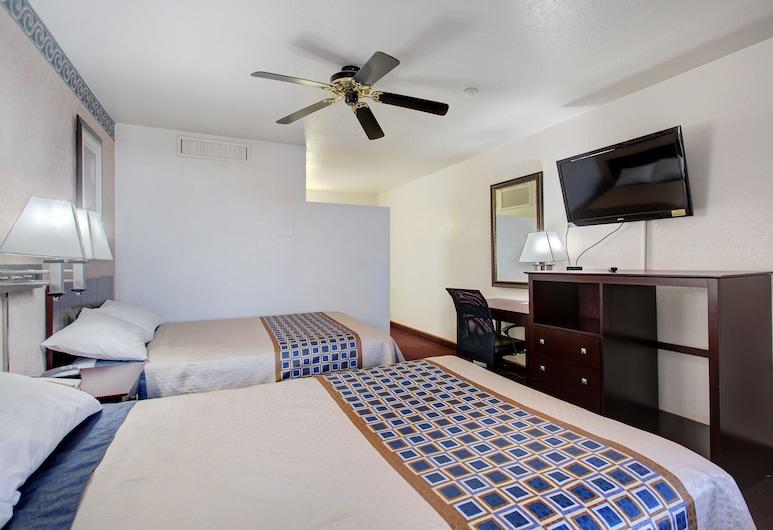 Carlsbad Inn New Mexico, Carlsbad, Standard-Doppelzimmer, Zimmer