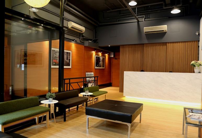 紅茶館酒店油麻地, 九龍, 櫃台