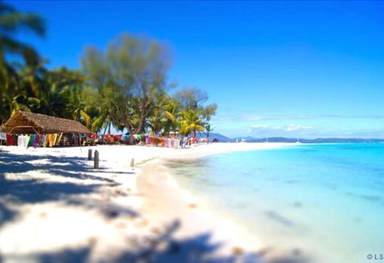 Vanila Hotel & Spa, Nosy Be, Playa