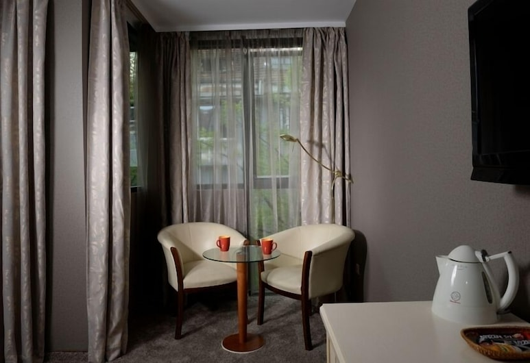 聖喬治酒店, 索菲亞, 標準雙人房, 客房